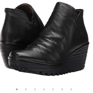 Fly London Yip Booties